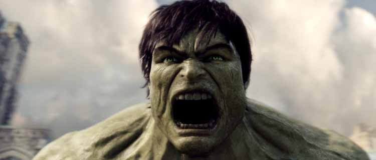 The Incredible Hulk Picture: 3